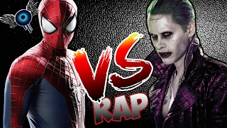 JOKER VS SPIDERMAN RAP - IVANGEL MUSIC | ÉPICA BATALLA DE RAP