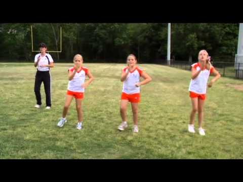 ACYA Cheer 11 Blow You Away