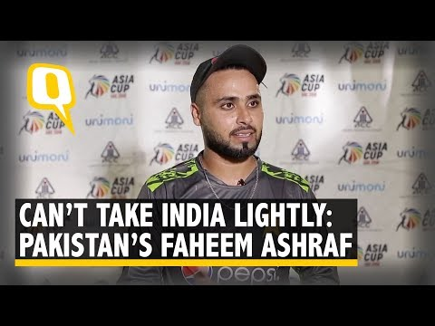 Xxx Mp4 Can T Take India Lightly Pakistan S Faheem Ashraf Ahead Of Asia Cup Clash The Quint 3gp Sex