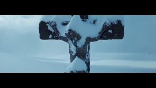 The Hateful Eight Christ Opening Scene plus Ennio Morricone's - L'Ultima Diligenza di Red Rock