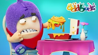 Oddbods - FINE DINING | NEW Full Episodes | Funny Cartoons