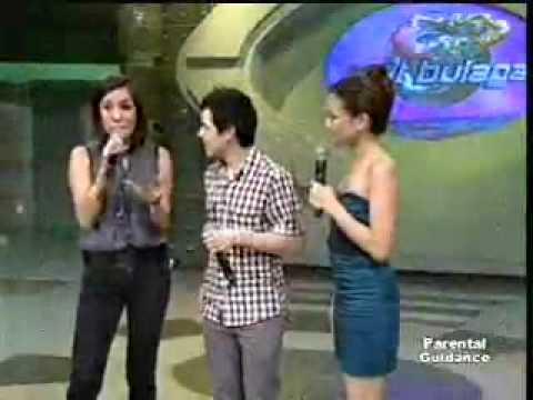 DAVID ARCHULETA Crush Live at the EAT BULAGA Show in the PHILIPPINES