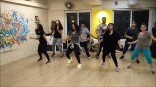 Bombae ft. fuse odg, badshah, zack knight | Zumba | ZJ Aakansha Dave