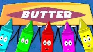 Betty Botter Bought Some Butter | Nursery Rhymes | Baby Songs | Kids Rhymes