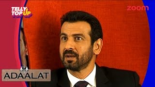 Ronit Roy Back On TV With 'Adaalat 2' | #TellyTopUp