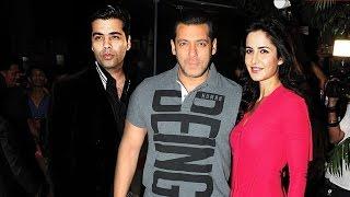 Salman Khan & Katrina Kaif To Team Up For Karan Johar
