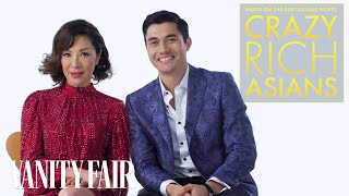 """The Cast of """"Crazy Rich Asians"""" Teach You How To Be Crazy Rich 