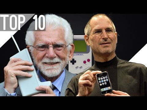 10 Most Influential Devices of All Time
