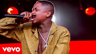 YG - Why You Always Hatin? / Still Brazy (Live From Jimmy Kimmel Live!) ft. Kamaiyah
