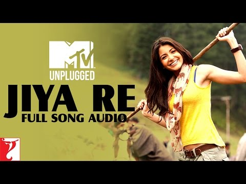 MTV Unplugged - Jiya Re | Neeti Mohan | Jab Tak Hai Jaan