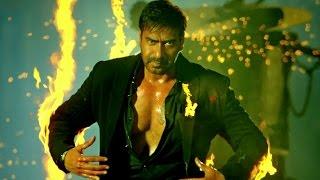 Ajay Devgn is set ablaze | Action Jackson