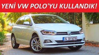 Yeni VW Polo test sürüşü