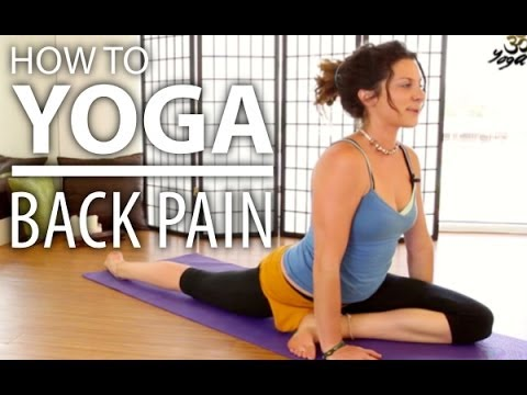 Xxx Mp4 Yoga For Back Pain 30 Minute Back Stretch Sciatica Pain Flexibility Yoga Flow 3gp Sex