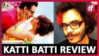 "Raja Sen's Review On ""Katti Batti"""