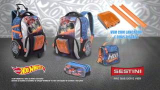 Comercial Hot Wheels Sestini 2016/2017