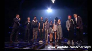 X Factor Live Show Week 2: The Results (Full Version) X Factor 2010 HQ/HD
