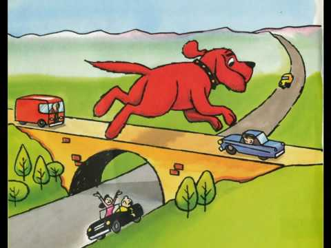 Clifford Takes A Trip Clifford the Big Red Dog
