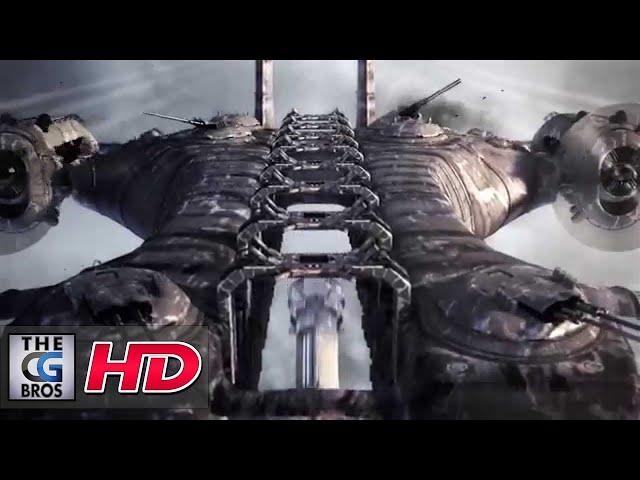 "CGI Animated Shorts HD: ""Fortress/Крепость"" - by Dima Fedotof"