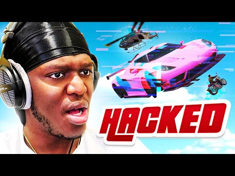 Our GTA 5 Lobby was HACKED
