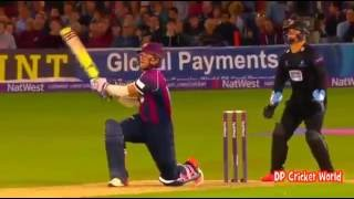 best t20 inning ever 100 in just 17 balls