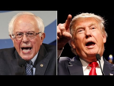 watch Bernie Sanders: 'Donald Trump Is Right' About Big Pharma