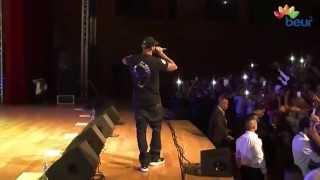 Concert du N°1 du Rap Français « BOOBA » a Oran