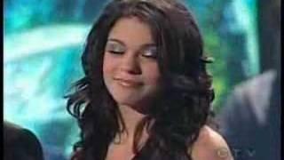 Eva Avila Canadian Idol Winner