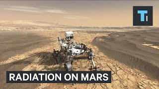 Scientists overlooked how high radiation could devastate Mars exploration missions