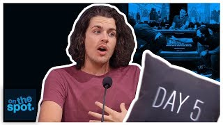 DAY 5 CANCELLED - On The Spot #106