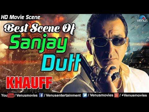 Best Scene of Sanjay Dutt | Hindi Movies | Khauff | Bollywood Movie Scenes | Sanjay Dutt Movies