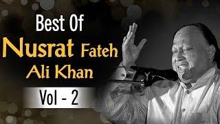 Best Of Nusrat Fateh Ali Khan Vol-2 - Mera Piya Ghar Aaya - Super Hit Songs