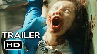 Train to Busan Official Trailer #1 (2016) Yoo Gong Korean Zombie Movie HD