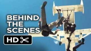 Iron Man 3 Behind The Scenes - Air Force One (2013) - Robert Downey Jr. Movie HD