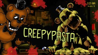 CREEPYPASTA│ Five nights at freddy's 2│LOQUENDO