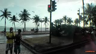 Brazil - Rio de Janeiro,Bus tour - South America Part 2 - Travel video HD-Kara Travel