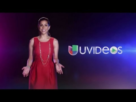 UVideos it's Univision in your hands