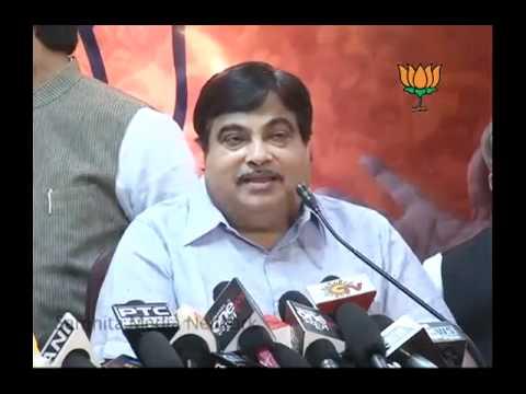 Uma Bharti return in BJP: Sh. Nitin Gadkari: 07.06.2011
