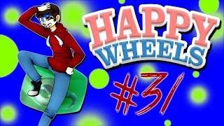 Happy Wheels - Part 31 | DONUT SQUASH STEVE!