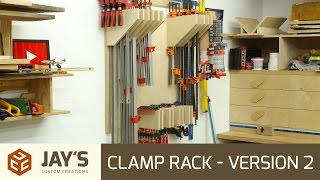 Clamp Rack Version 2 - 257