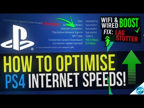 Xxx Mp4 🔧 How To Boost PS4 Internet Speed Faster Downloads Lower Ping And Fix LAG 3gp Sex