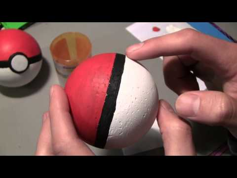 How to make Pokeballs