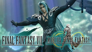 MobiusFF 4K - Final Fantasy VII Sephiroth Encounter Multiplayer 4-Star