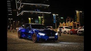 BMW M4 Yeni Yüzüyle Vizyonda !!! (GMG GARAGE)