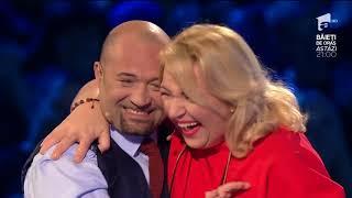 Prima rundă: Căderea liberă! Mihaela şi-a trimis soţul la izolare!