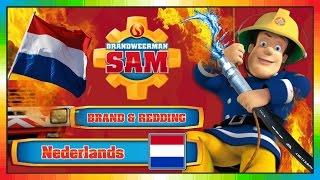 BRANDWEERMAN SAM - NEDERLAND - 2016 - Brand & Redding ( Feuerwehrmann Sam - Fireman Sam )