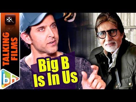 Xxx Mp4 Amitabh Bachchan Is Inside All Of Us Hrithik Roshan 3gp Sex