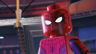 LEGO Marvel Super Heroes 2 All Cutscenes Movie (All Boss Fights & Ending)