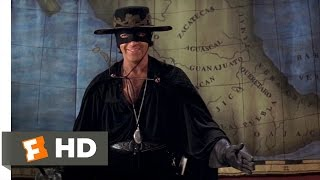The Mask of Zorro (5/8) Movie CLIP - Kill Him (1998) HD