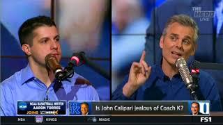 John Calipara calls out Duke after Blue Devils land top three 2018 recruits