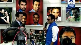 WATCH FULL ll 'Mauka Mauka' fame Alamgir Khan in ABP Newsroom